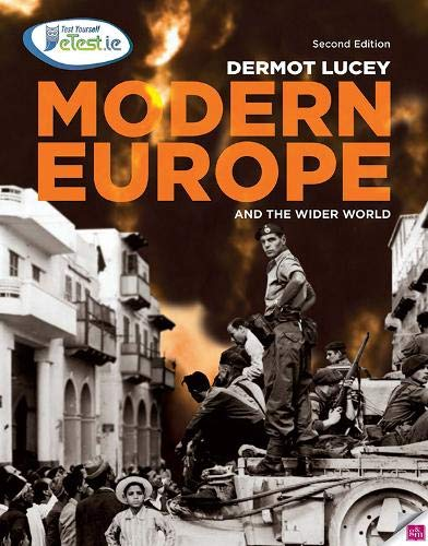 9780717147410: Modern Europe and the Wider World: History for Leaving Certificate