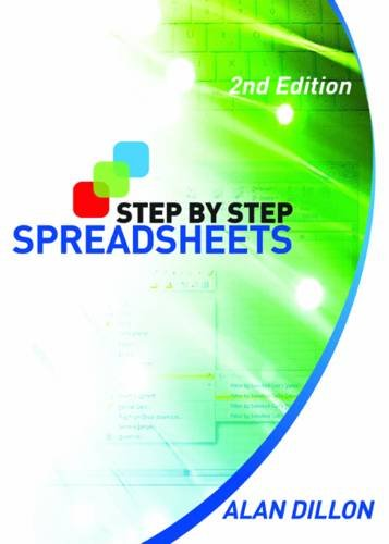 9780717147465: Step By Step Spreadsheets