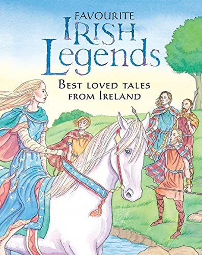 9780717148370: Favourite Irish Legends: Best Loved Tales from Ireland