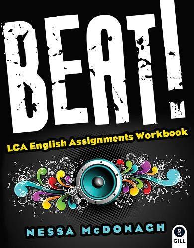 9780717148738: Beat!: LCA English Assignments Workbook