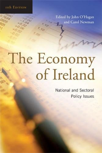 9780717149735: Economy of Ireland. Edited by John O'Hagan, Carol Newman