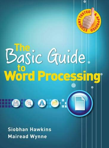 9780717149957: The Basic Guide to Word Processing