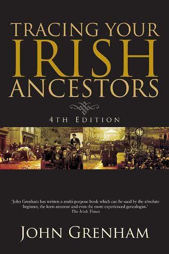 9780717150243: Tracing Your Irish Ancestors