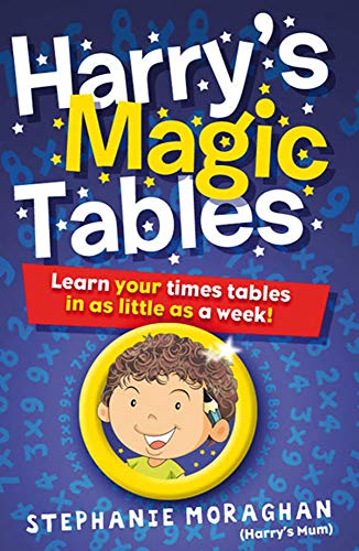 9780717151066: Harry's Magic Tables: Learn Your Times Tables in As Little As a Week - Magic!