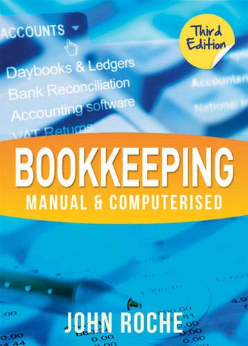 9780717152704: Bookkeeping Manual & Computerised