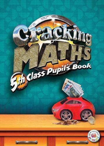 9780717153879: Cracking Maths 5th Class Pupil's Book
