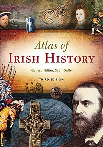 9780717153992: Atlas of Irish History