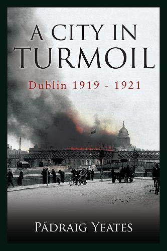 9780717154654: A City in Turmoil: Dublin 1919-1921