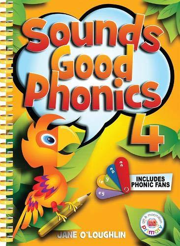 9780717154821: Sounds Good Phonics 4