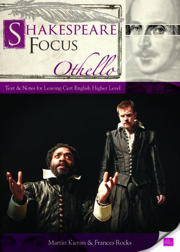 9780717156849: Shakespeare Focus: Othello: Text and Notes for Leaving Certificate English Higher Level