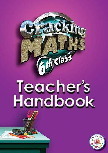 9780717158003: Cracking Maths 6th Class Teacher's Handbook