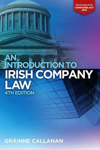 An Introduction to Irish Company Law: Callanan, Grainne