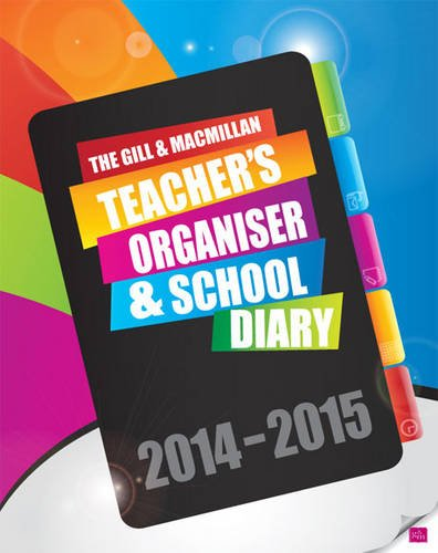 9780717159451: Teacher's Organiser and School Diary 2014-2015