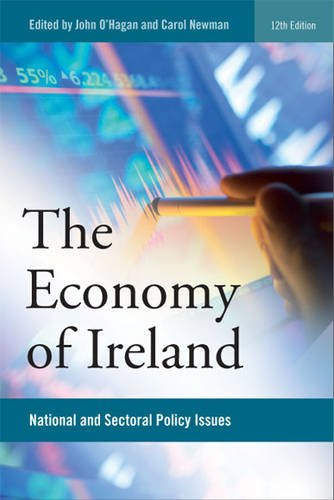 9780717159758: The Economy of Ireland: National and Sectoral Policy Issues