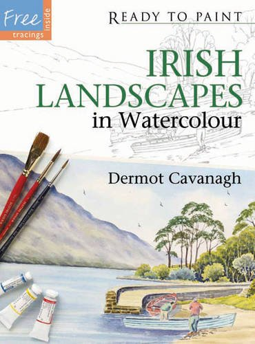 9780717160341: Ready to Paint Irish Landscapes in Watercolour