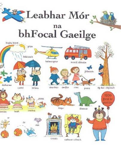 9780717162116: Leabhar Mor na bhFocal Gaeilge