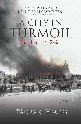 9780717167272: A City in Turmoil: Dublin 1919-1921