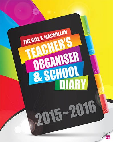 9780717168125: Teacher's Organiser and School Diary 2015-2016