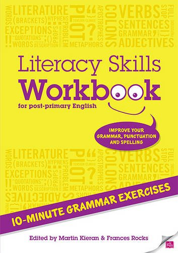 9780717168323: Literacy Skills Workbook: Post Primary English