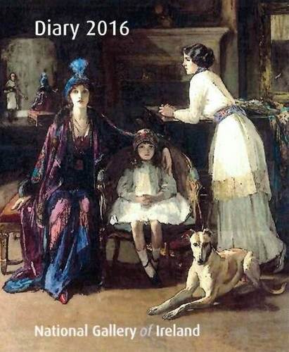 9780717168330: National Gallery of Ireland Diary 2016