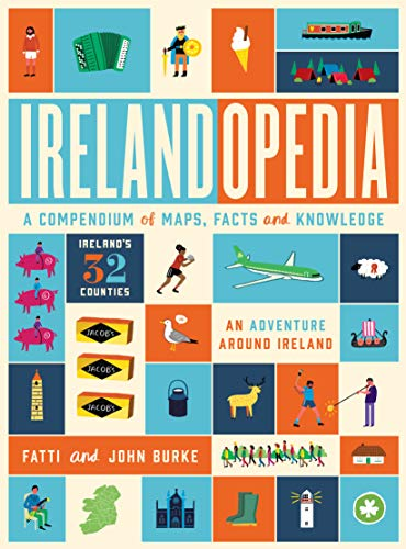 9780717169382: Irelandopedia: A Compendium of Map, Facts and Knowledge