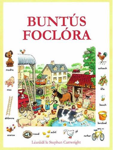 9780717169399: Buntus Foclora: The First 1,000 Words in Irish