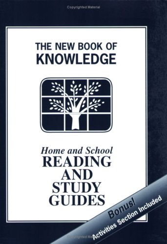 The New Book of Knowledge, Home and School Reading and Study Guides