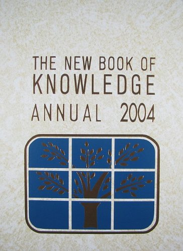 9780717206438: The New Book of Knowledge Annual: The Young People's Book of the Year
