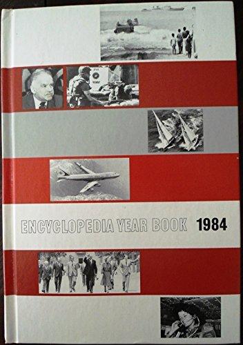 9780717208166: Grolier Encyclopedia Yearbook 1984 (Grolier Encyclopedia Yearbook)