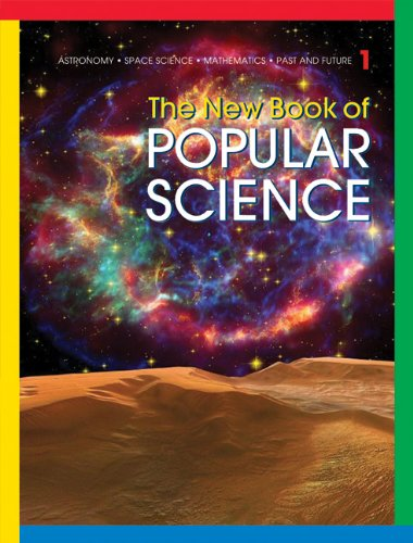 9780717212262: The New Book of Popular Science, Year 2008 Edition Set