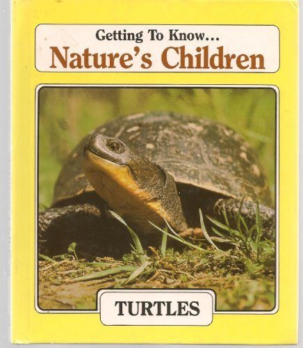 9780717219469: Turtles (Nature's Children)