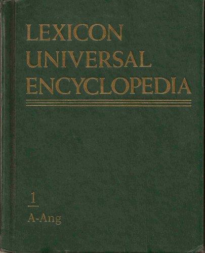 9780717220250: Lexicon Universal Encyclopedia: 21 Volume Set