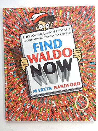 9780717223848: Find Waldo Now [Gebundene Ausgabe] by Handford, Martin