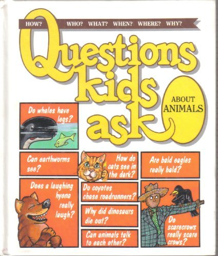 9780717223886: Questions Kids Ask About Animals (About Animals, Volume 1)