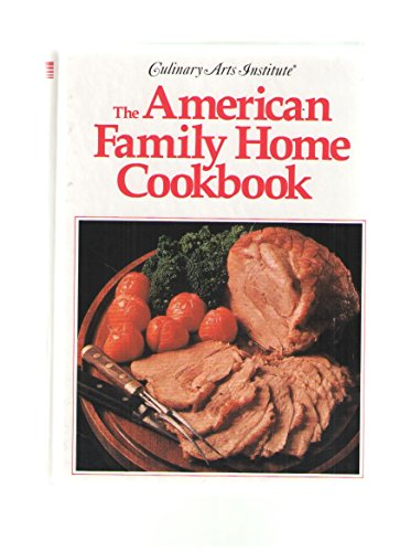 The American Family Home Cookbook