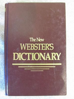 9780717245437: The New Webster's Dictionary