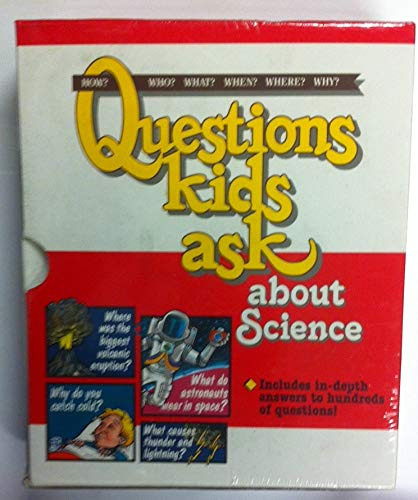 9780717246267: Questions Kids Ask About Science (5 Book Set)