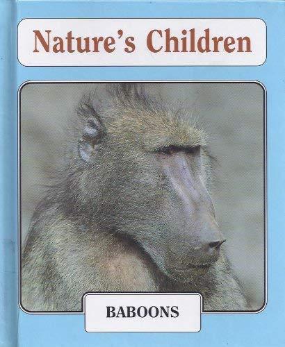 9780717255337: Baboons (Nature's Children. Set 7)