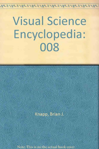 Visual Science Encyclopedia, Vol. 8: Electricity and Magnetism: Knapp, Brian J., Grolier ...