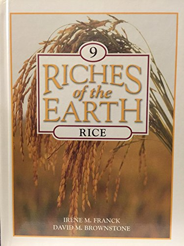 Rice (Riches of the Earth)