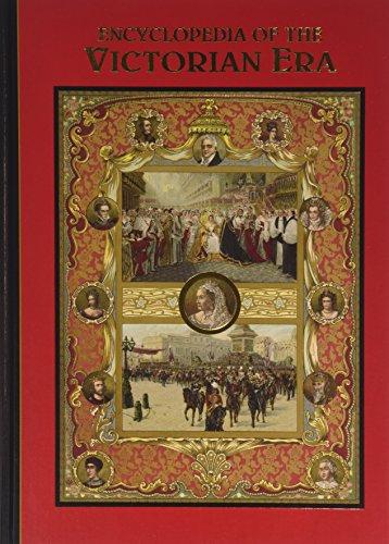 Encyclopedia of the Victorian Era Set of 4: James Eli Adams