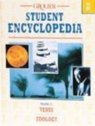 GROLIER STUDENT ENCYCLOPEDIA (17 VOLUMES).: No Author.