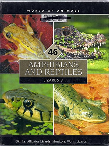 WORLD OF ANIMALS: 46 AMPHIBIANS AND REPTILES.,: Mattison, Chris., and