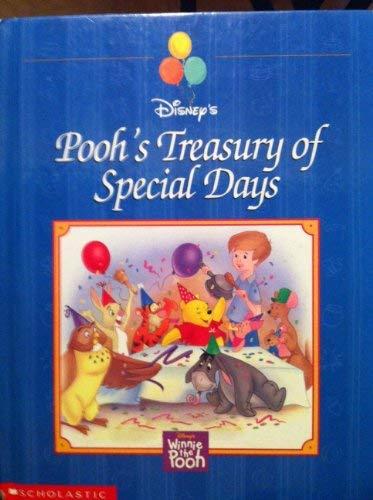 9780717264131: Disney's Pooh's treasury of special days (Disney's my very first Winnie the Pooh)