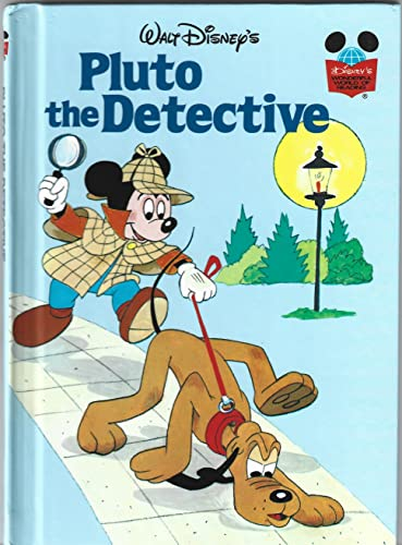 9780717264308: Pluto the Detective (Disney's Wonderful World of Reading)