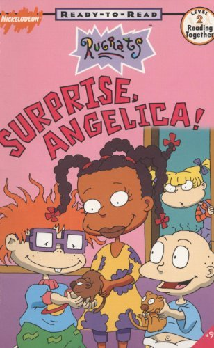 9780717264414: Surprise, Angelica! (Nickelodeon Book Club)