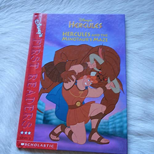 9780717264612: Disney's Hercules and the Minotaur's Maze First Reader (Disney's First Readers,