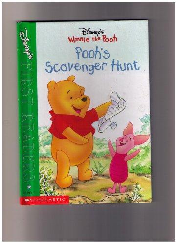 9780717264773: Pooh's Scavenger Hunt (Disney's First Readers)