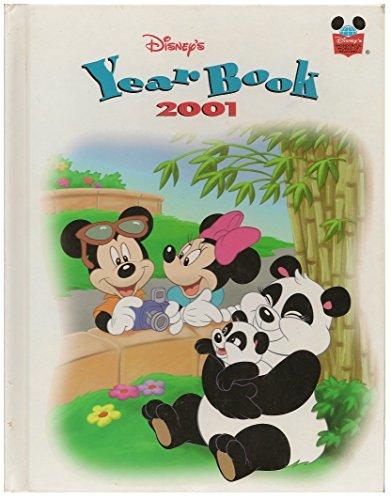 Disney's Year Book 2001: Walt Disney