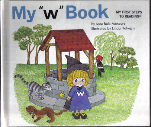 9780717265220: My W Book [Hardcover] by Jane Belk Moncure